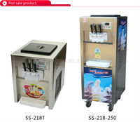 Czech Republic Used soft ice cream maker machine for sales