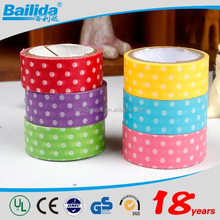 Alibaba china gold suppliers reliable reputation decorative rice all colors paper tape