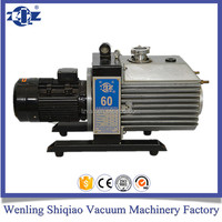 Good price rotary vane types of vacuum pumps from china on sale