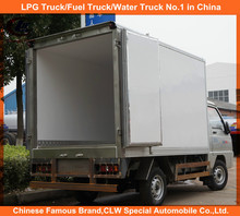 Foton Mini Refrigerated Van truck with cold room Foton Refrigerator used cold truck 3-5ton truck with cold room