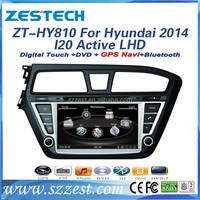 Car GPS Player for Hyundai I20 replacement car multimedia player navigation ZT-HY810