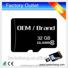 Hot sell memory card sd 32gb price
