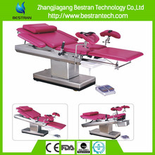 BT-OE002 Luxury 3 section medical electric ob/gyn bed for exam