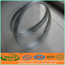 big coil hot deep galvanized wire for sale