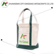 high quality cotton bag with custom logo design