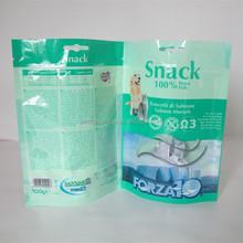 hong kong best sale resealable foil bag/food packaging bag