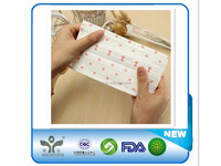 Disposable mouth cover/Non woven PP face mask /protective mouth cover