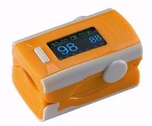 portable blood pressure fingertip pulse oximeter