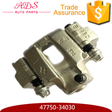 Auto spare parts aluminum rear brake caliper cover repair kit for Toyota LAND CRUISER GRJ120 RZJ120 OEM: 47750-34030