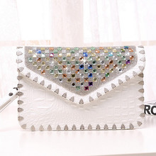 women promotional hot selling plain shoulder bag made in china