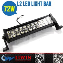 LIWIN Ce Rosh Vde CCC approved offroad led songle row lw led light bar for auto Atv golden dragon bus tail lamp