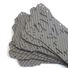 Carbon frame, UAV carbon fiber, drone frame carbon