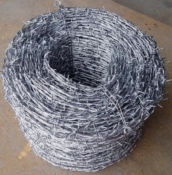 Farm Fence Galvanized Barbed Wire Per Roll Malaysia - Buy Barbed ...