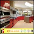 substancial do armário de cozinha pvc bancada e pia
