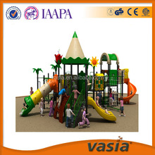 2014 new cheap children used outdoor preschool playground equipment for sale