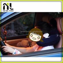 Best seller Music Pillow u shape handmade cute neck pillow