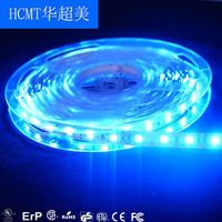 HCMT rgb led branded export surplus christmas decoration 4 pin rgb led strip connector leds for car