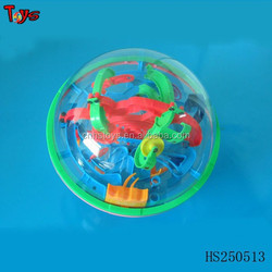environmental big size intellectual toy children maze ball