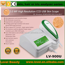 new products looking for distributor skin care bio skin analyzer 5.0 MP High Resolution CCD USB skin scope