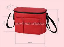 New design 6 colors baby diaper bags for mom Brand baby travel nappy handbags Bebe organizer stroller bag for maternity