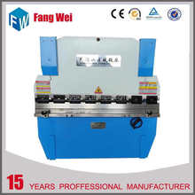 Anhui manufactory top quality hydraulic bending machine steel sheet