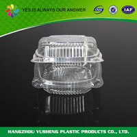 Wholesale Disposable clear burger container