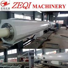 Large Diameter 200mm to 400mm PVC Pipe Making Machine Price