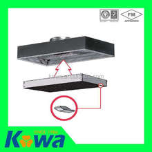 Kowa air filter disposable hepa filter Room Side Replaceable Hepa filter unit