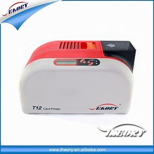 32MB memory 256 levels per color used id card printer