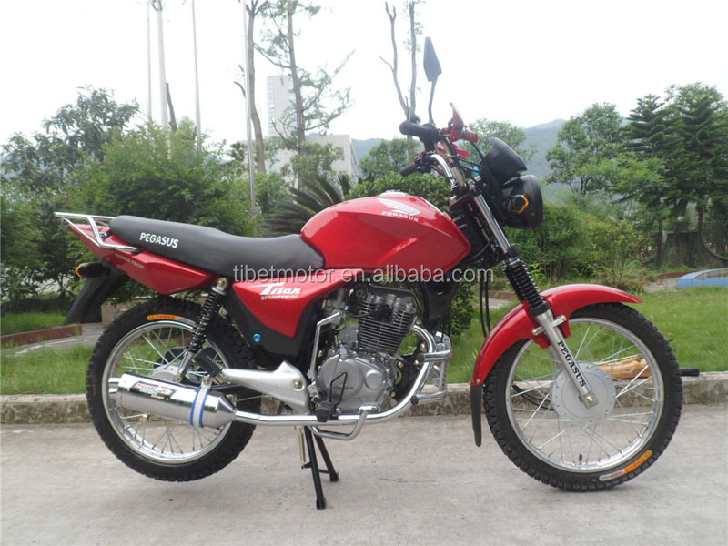 Chongqing motorcycle factory 200cc enduro motorcycles ZF150-13