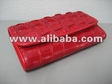 Genuine crocodile/alligator clutch wallets,belts, handbage,shoulder bags,bags