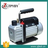 Dry vacuum pump for air conditioning 220v vacuum pump oil