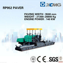 Mechanical Crawler Paver RP952 concrete paver (Paving width: 9500mm,Engine power: 140kw) of asphalt paver