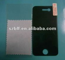 2015 New arrived mobile phone use manufacture price anti-spy screen protector privacy for sony