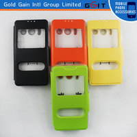 Popular Fruit Colors Flip Cover For Huawei Y320 Flip Case With Magnet