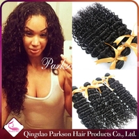 Hot sale brazilian remy human hair deep curly hair extensions unprocessed brazilian virgin hair weaves natural