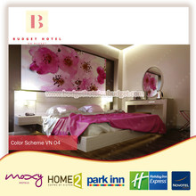 Vanilla colletction romantic hotel bedroom furniture set