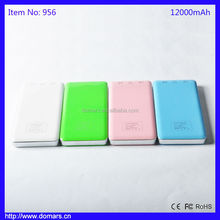 12000mAh External Power Bank Battery Backup Charger Case Pack for iPhone 5S 5 C 6