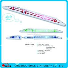 plastic led light ballpoint pen refill