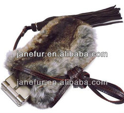 Colorful /Fox/Rabbit Fur Ball as Christmas Accessories and Decoration