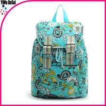 guangzhou fashion college girls school bags Laptop Backpack