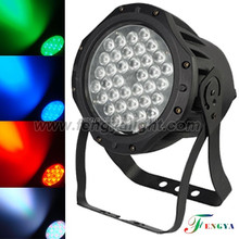 RGB 3Wx 36 Leds 3IN1 Outdoor waterproof led Par can