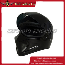 KINGMOTO classic full face helmet motorcycle helmet with ece