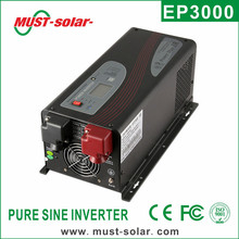 EP3012 3000W Pure Sine Wave Dc to Ac Power Inverter with 12V Battery Charger