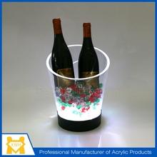 Manufacturer supply gold ice bucket