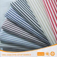 Denim jeans fabric factory supply stripe 100 cotton cheap denim fabric wholesale