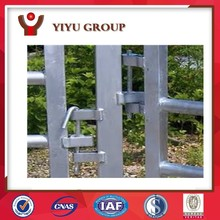 factory supply heavy duty adjustable Steel tube Corral Fence Panels pens for Livestock oem wholesale