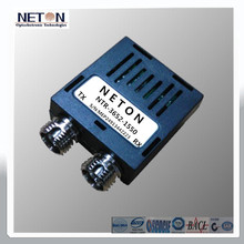 CWDM 1550nm 20km optical receiver for networking switches of 1.25g 1x9 transceiver