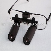 New Brand DM 6x Dental Binocular Loupes Magnifier Surgical Loupes Prism Loupes