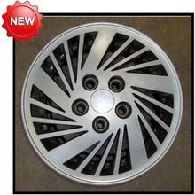 18x8 5x4.5 (5x114.3) Wheels Rims Black Red +45 Offset Alloy 10 Spoke